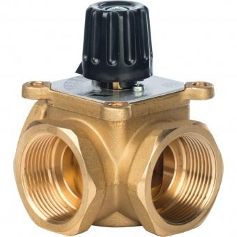 Трехходовой клапан Stout 1 1/4 KVs 15 SVM-0003-013201 купить в Санкт-Петербурге по лучшей цене