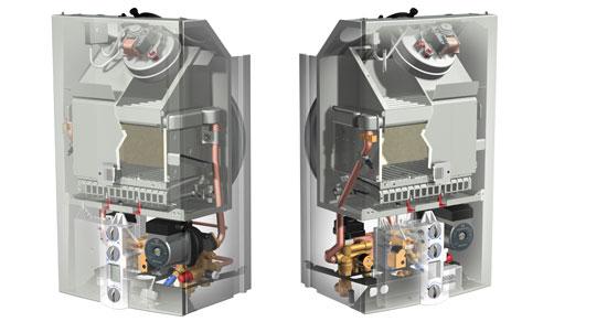 Инструкция по эксплуатации настенного котла BAXI ECO3 Compact.