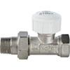 Клапаны термостатические прямые Stout
