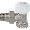Клапаны термостатические угловые Stout